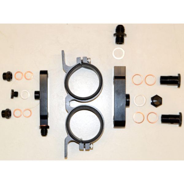 Dual Bosch 044 Billet Mounting Kit 11850